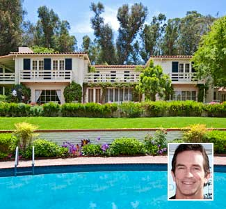 Survivor Host Jeff Probst Has Purchased A Two Story 8 000 Square Foot Home Once Belonging To Famous Cowboy Singer Actor In Studio City Calif