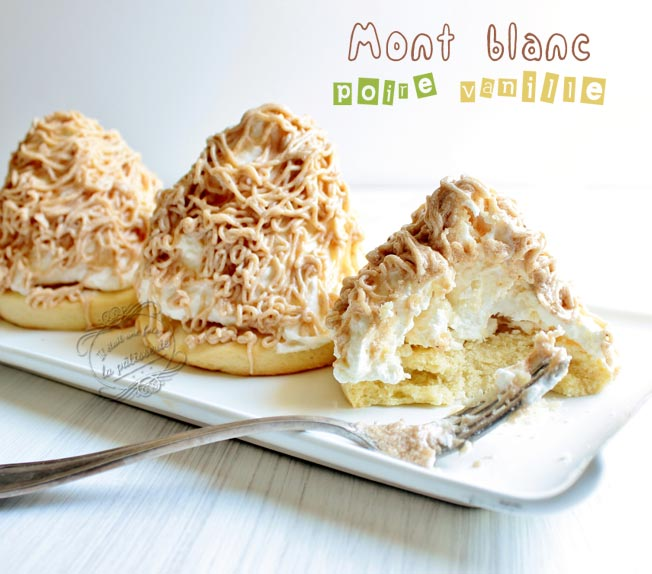 dessert individuel recette nouvel an