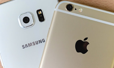 Italy fined Samsung and Apple for slowing down Smartphones