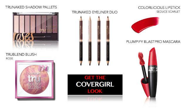 Zendaya COVERGIRL makeup #pgmom