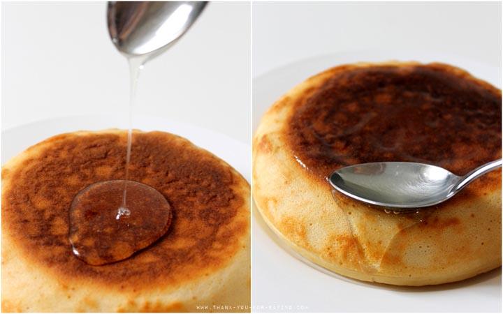 Rezepte für den Reiskocher: Pfannkuchen