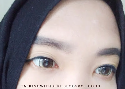 Review X2 Ice The Nude Lens No. 8 Brown