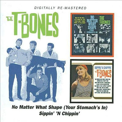 The T-Bones - No Matter What Shape (Your Stomach's In)Sippin 'N Chippin'(1966)