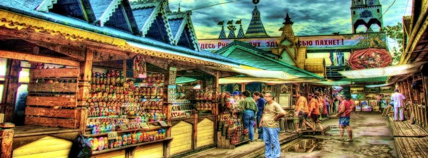 Infographic - Chợ và Siêu Thị