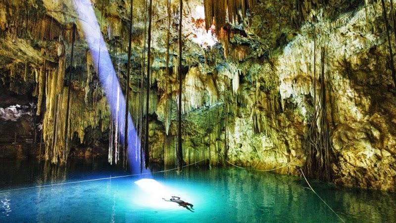 Amazing Caves in the World  - Krubera Cave in Abkhazia, Georgia