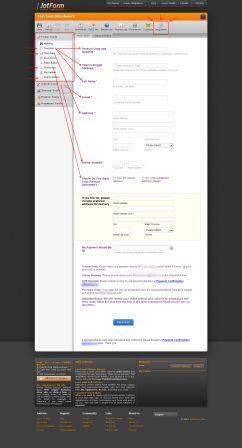 Bina kedai online guna blogspot - tema percuma dan mudah jual