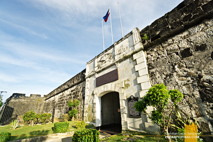 What to See in Zamboanga City Fort Pilar