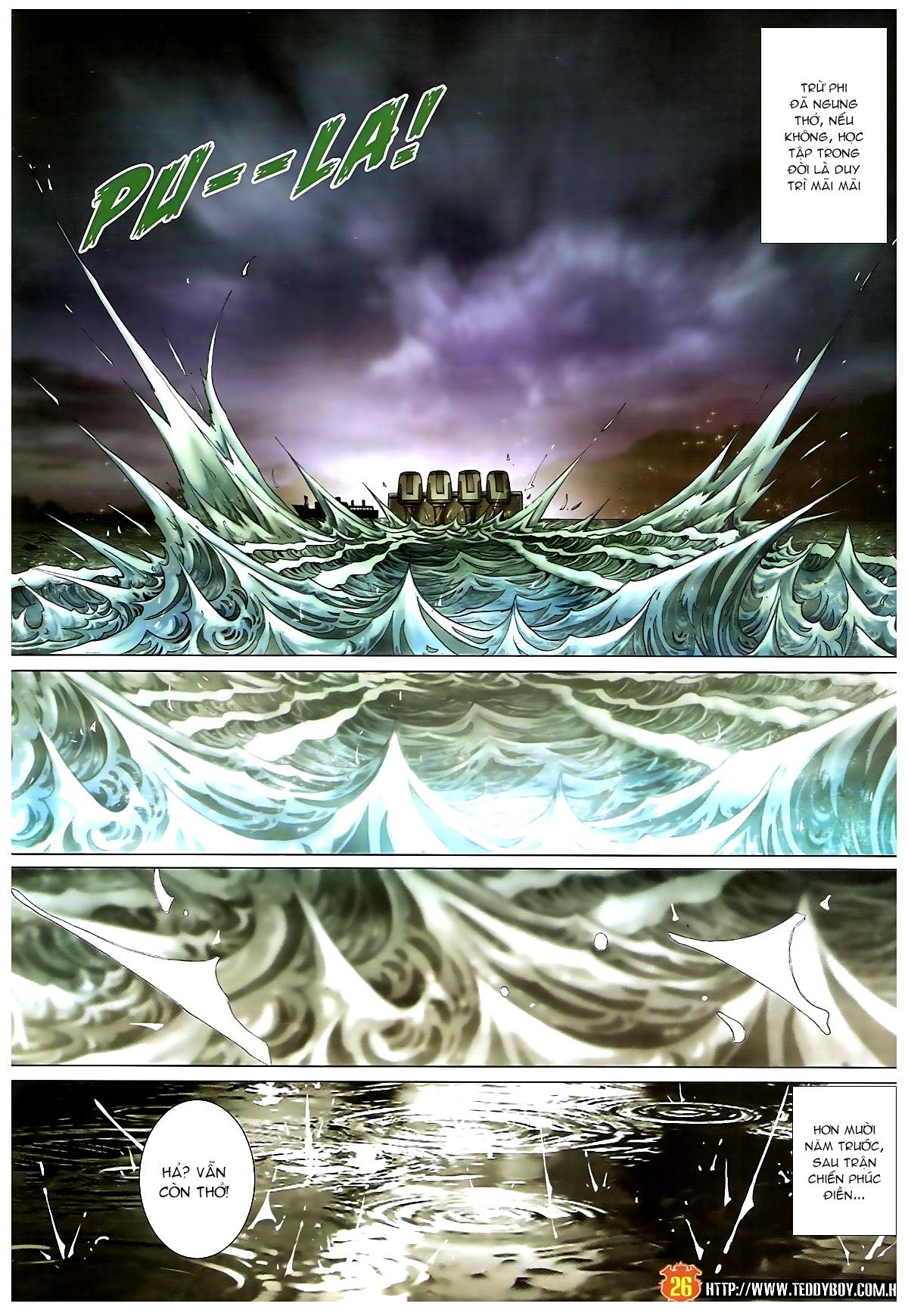Người Trong Giang Hồ Chap 1389 - Truyen.Chap.VN