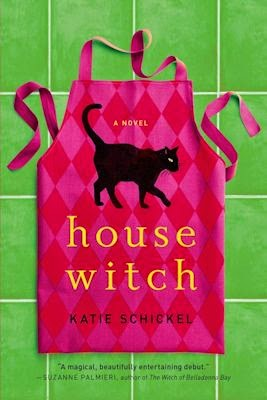 Interview with Katie Schickel, author of Housewitch - February 19, 2015