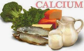 أنواع الأغذية التي تحتوي على الكالسيوم