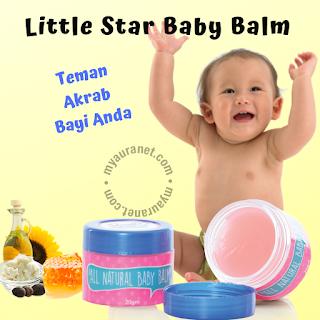 Little Star Baby Balm