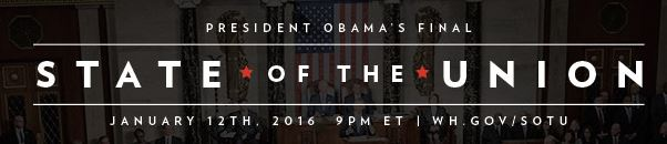 TRANSCRIPT | President Obama's Final State of the Union Address - 2016