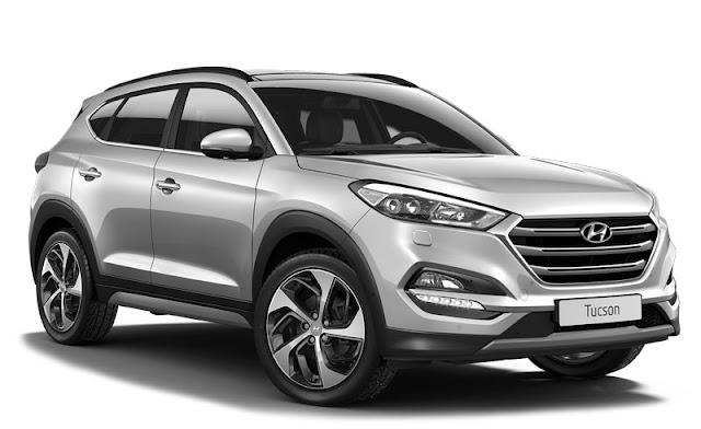 2016-Hyundai-Tuscon-Side-Silver