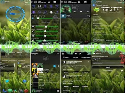 Cara Edit Background Sistem Android Menjadi Transparan