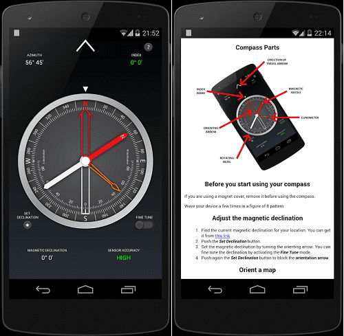 download compass pro apk