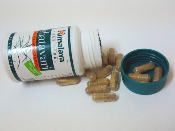 Milkbooster Shatavari dari Himalaya Wellness : Membantu di kala memerlukan.