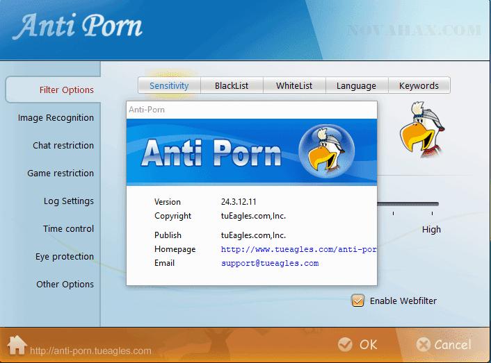 Tu Eagles Anti Porn