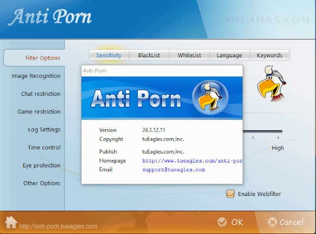 Anti-Porn software for nofap