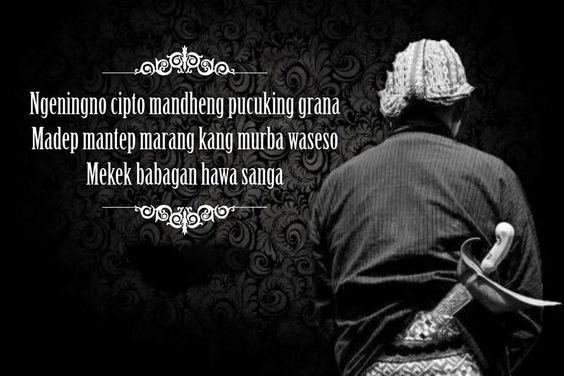 Kata Motivasi Kerja Keras Bahasa Jawa | QWERTY