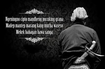 kata bijak yang bisa menjadi pegangan bagi diri kita dalam berpikir maupun bertindak 50 Kata Bijak bahasa Jawa terlengkap disertai artinya
