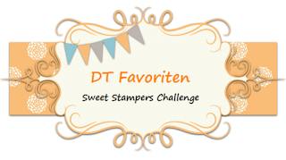 Favorite at Sweet Stampers Challenge blog!
