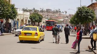 Eritrea is trending