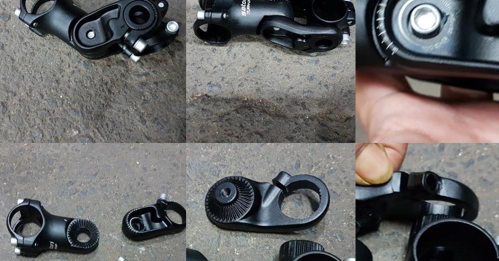 Toko Sepeda Online Majuroyal: stem sepeda mtb gunung