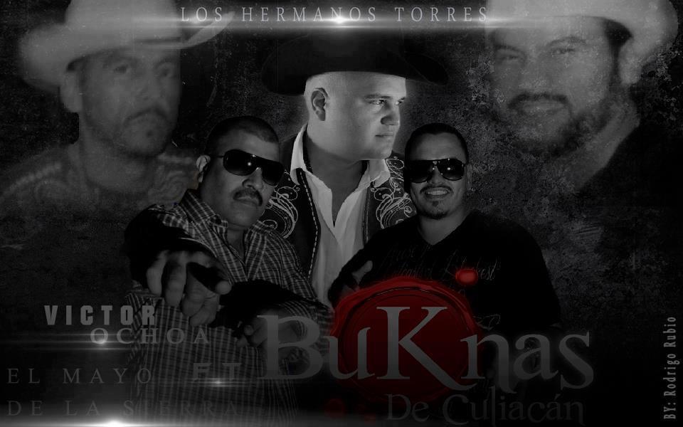 Buknas De Culiacan Ft. El Mayo De La Sierra - Los Hermanos Torres (2013)