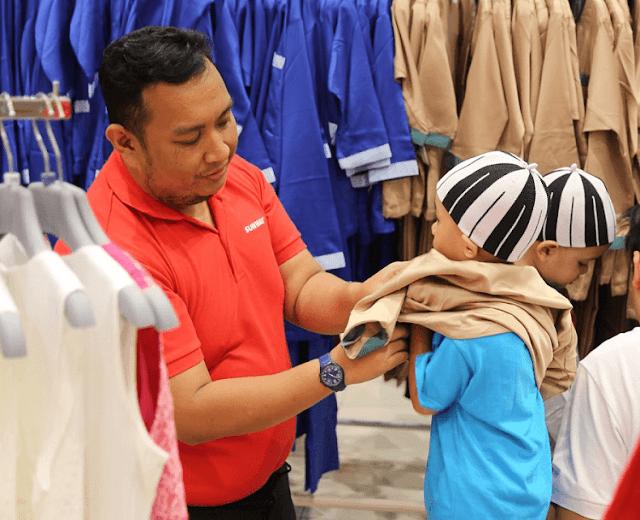 Sunway Raya Cheer Meraikan Anak-Anak Yatim Bersama Permaisuri Selangor,
