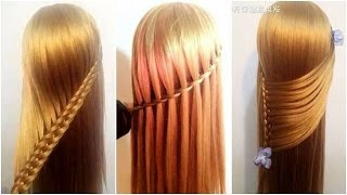 6 Amazing and Creative Hairstyles Tutorials Life Hacks for Girls
