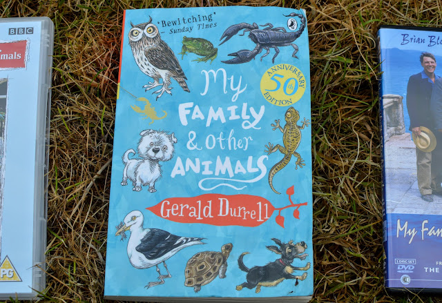 My Family and Other Animals Gerald Durrell The Durrells