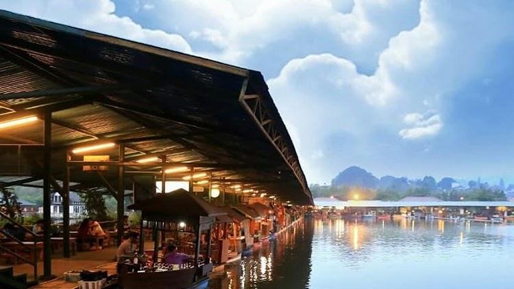 Floating Market Lembang, Wisata Bandung yang Kekinian dan Instagramable