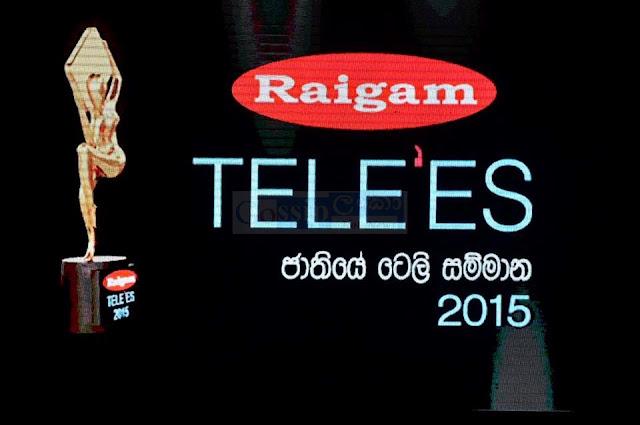 Raigam Tele'es Awards 2015