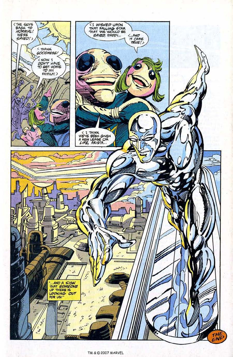 Silver Surfer (1987) Issue #103 #111 - English 33