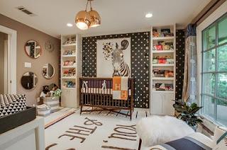 Decorar dormitorio para bebé