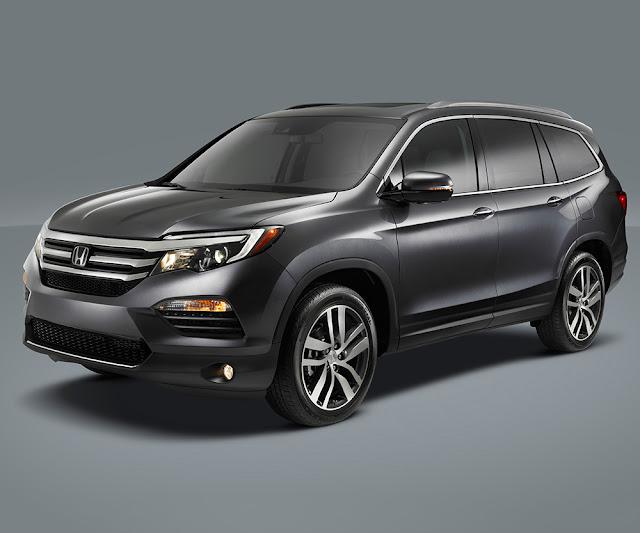 2018 Honda Pilot Price, Release Date, Redesign