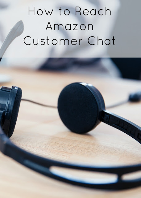 How to Find and Contact Amazon Chat Customer Service