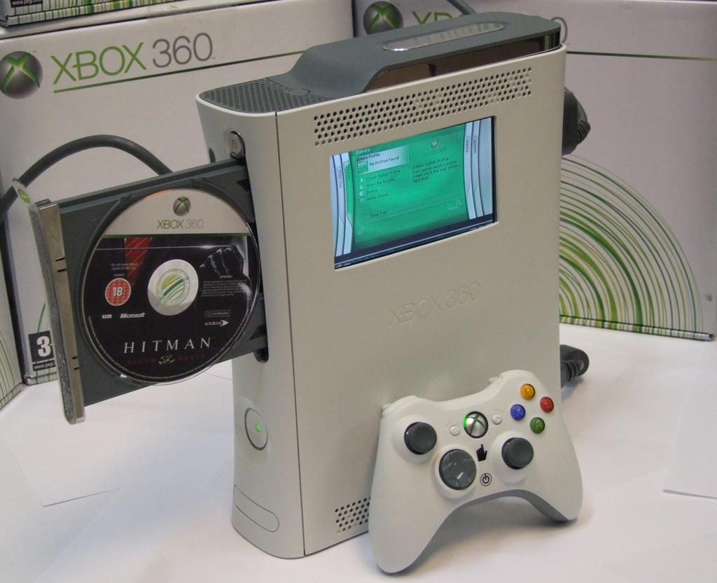 gadget-cafe: XBOX 360