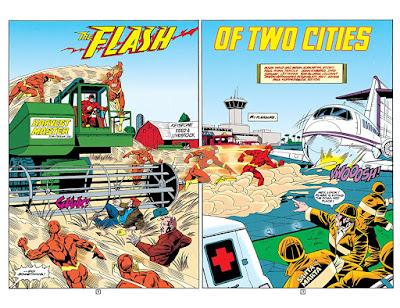 """Reseña de """"Flash: Deudas Infernales"""" de Mark Waid - ECC Ediciones"""