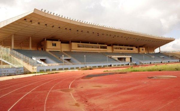 بعد توقفه منذ عام 2013 إعادة العمل بمشروع مدينة الباسل الرياضية بالسويداء