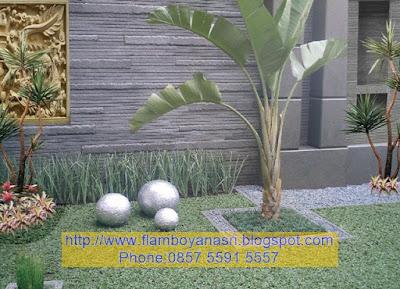 Tukang Taman Surabaya Paduan Alam