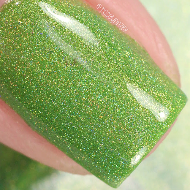 Cupcake Polish - I'm Soccer For Green