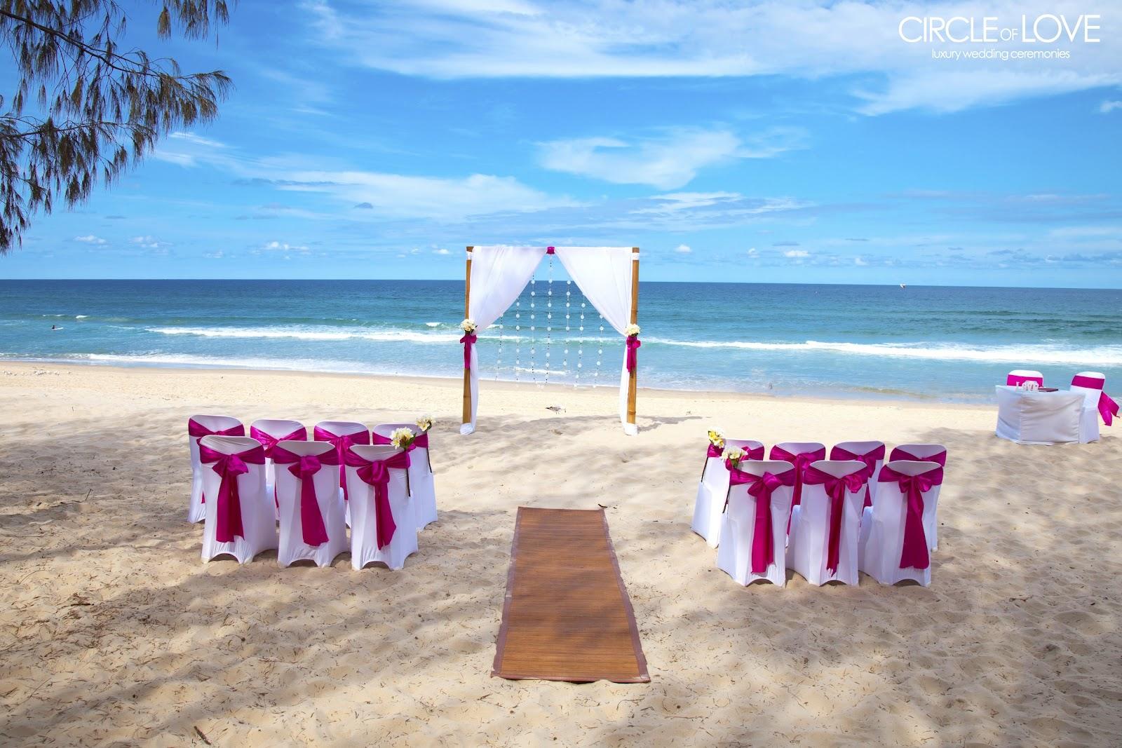 Gold Coast Beach Weddings: Gold Coast Beach Wedding Locations