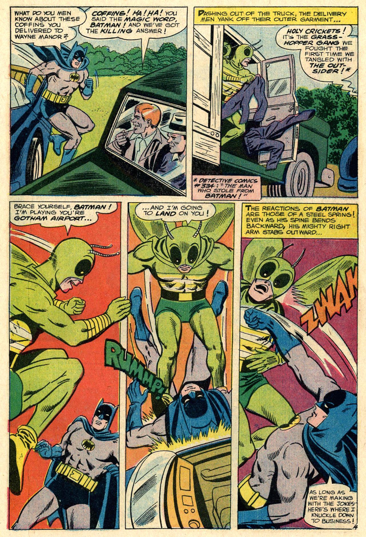 Detective Comics (1937) 356 Page 5