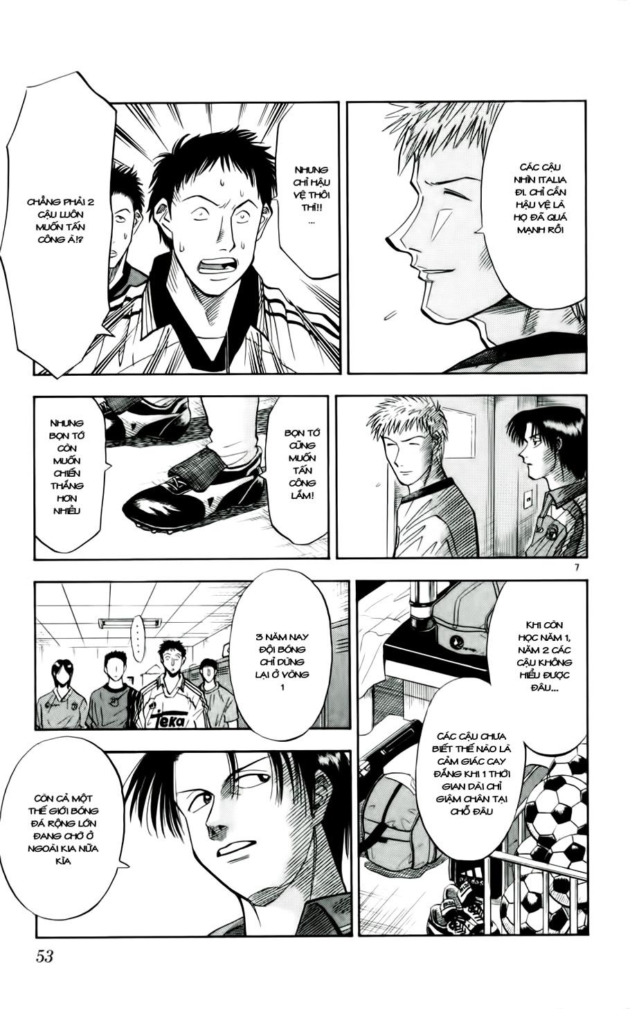 Fantasista chap 29 trang 7
