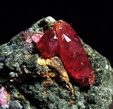 The Wonderful World Of Gemstones Ruby Stone Of Love Energy Passion