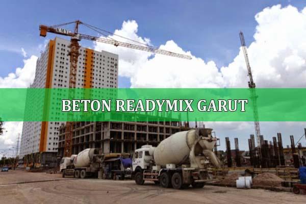HARGA BETON READYMIX GARUT PER M3 2021
