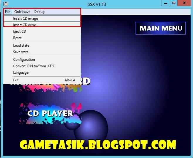 Emulator PS1