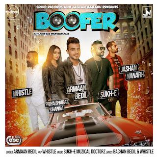 Boofer Mp3 Song download Armaan Bedil