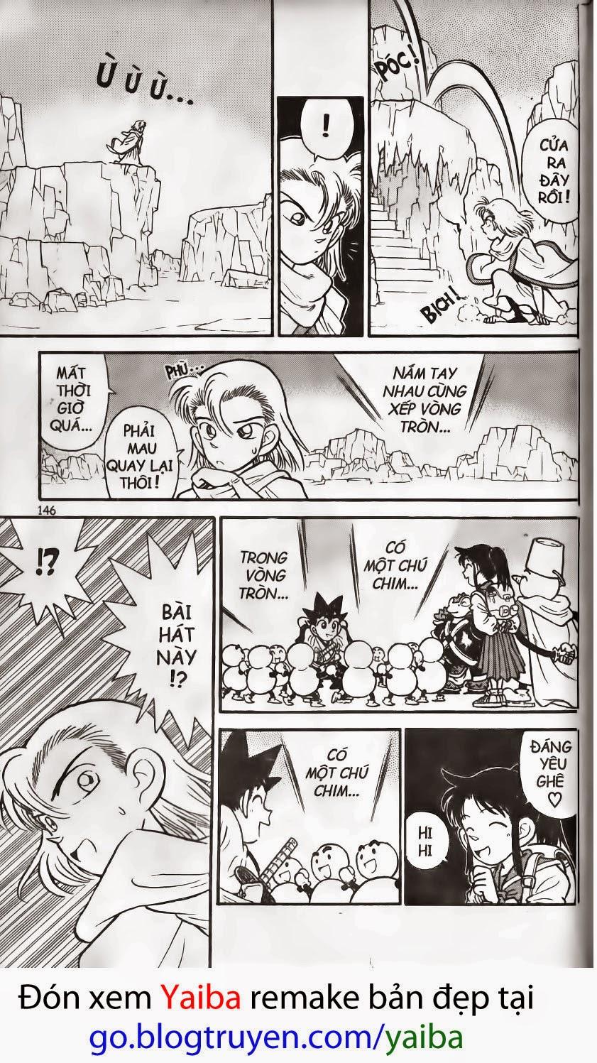 Yaiba chap 185 trang 13